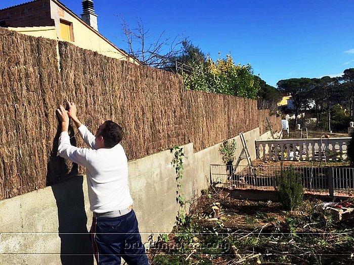 Instalación brezo a domicilio Bruc Empordà