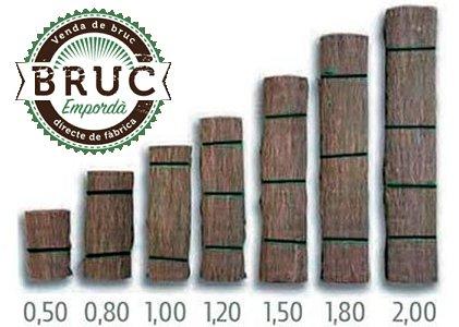 Rouleaux de bruyère de 3 mètres- Bruc Emporda