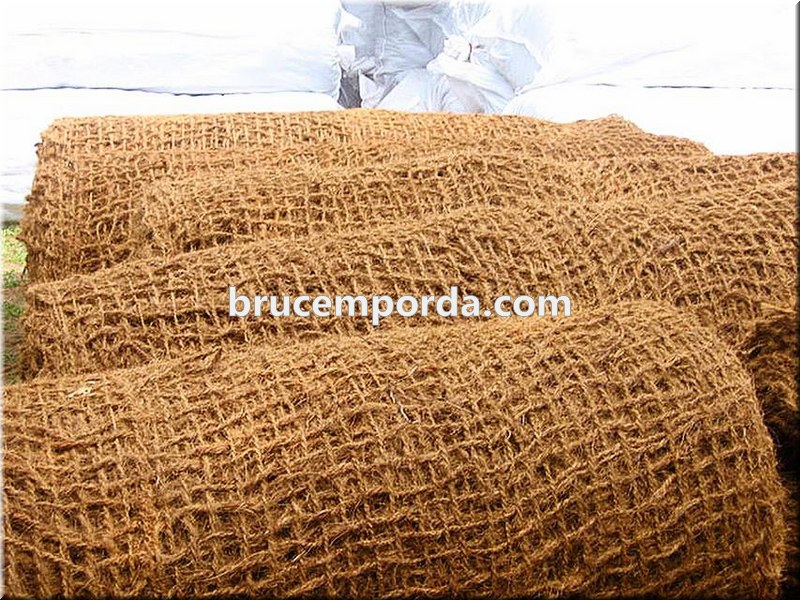 Malla de coco para sombreados Bruc Emporda